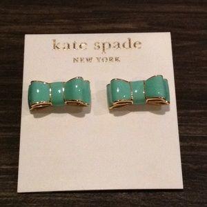 Kate Spade Bow Earrings New